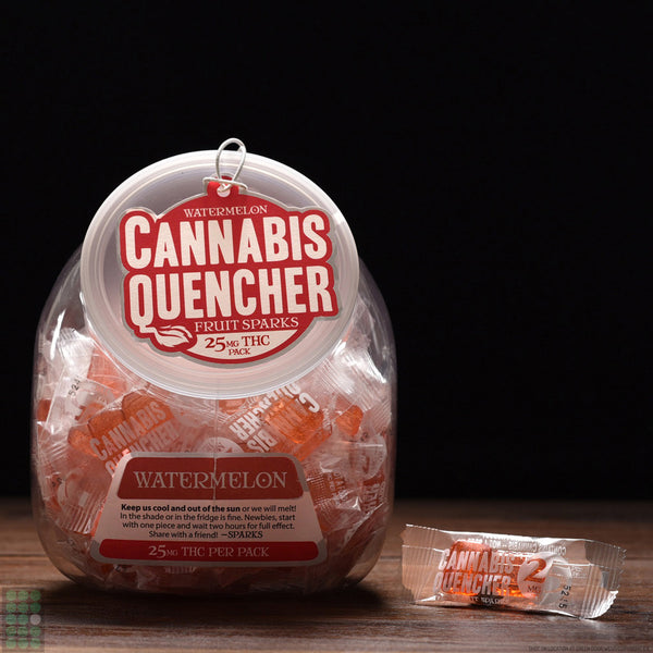 Venice Cookie Co. - Cannabis Quencher Fruit Sparks - Hybrid - GreenDoorWest.com - 4