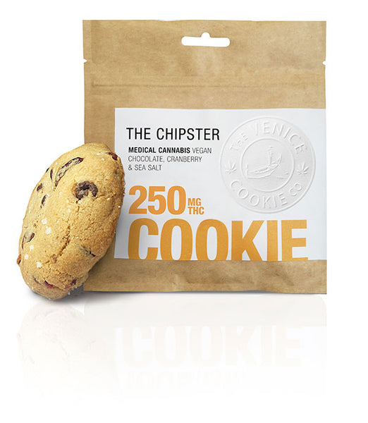 Venice Cookie Co. - The Chipster 250mg - GreenDoorWest.com - 3