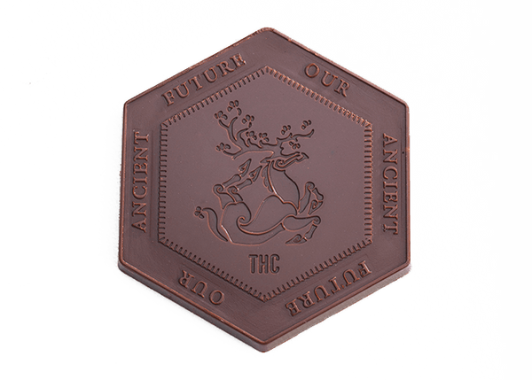 Dixie - Chocolate Coin - GreenDoorWest.com - 2