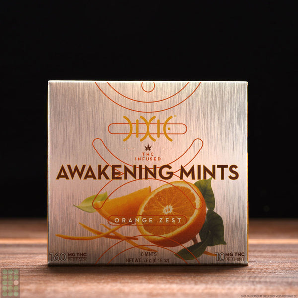 Dixie - Awakening Mints - 10mg - GreenDoorWest.com - 3