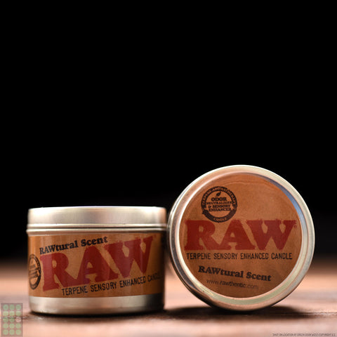 Raw - RAW Candles - RAWtural Scent - GreenDoorWest.com