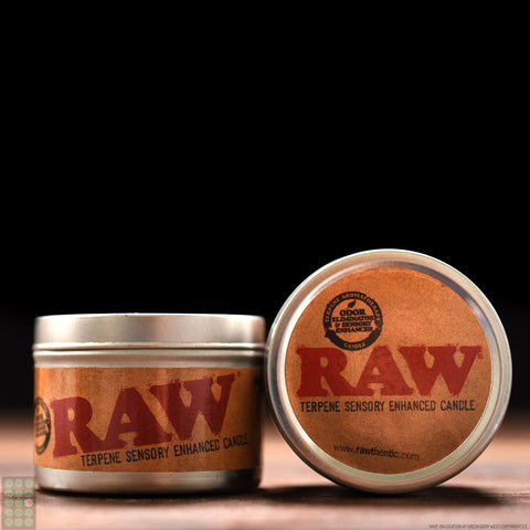 Raw - RAW Candles - Limonene Scent - GreenDoorWest.com