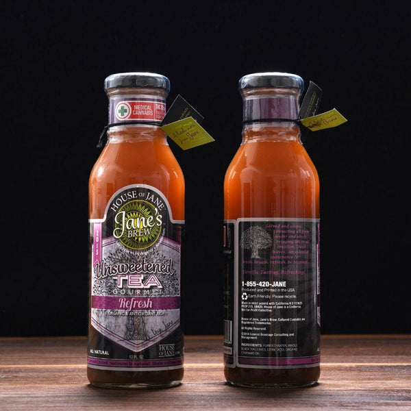 Bottled Gourmet Teas (80MG)