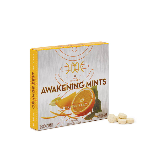 Dixie - Awakening Mints - 10mg - GreenDoorWest.com - 2