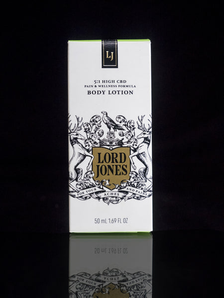 Lord Jones - Pain and Wellness Formula - Body Lotion