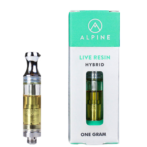 Alpine Live Resin - Cartridge (1g)