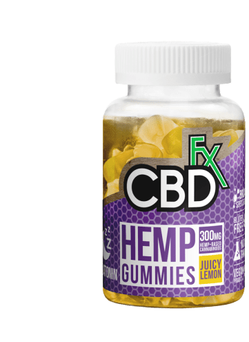 CBDfx - Gummies - Melatonin - 60ct - 300mg - GreenDoorWest.com - 1