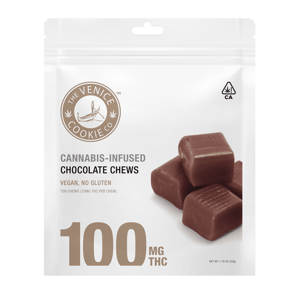 Chocolate Chews 100mg