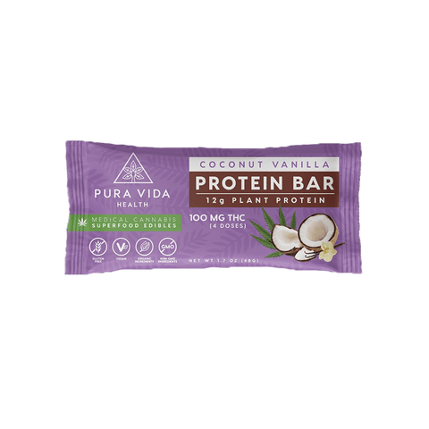 Higher Power Protein Bar