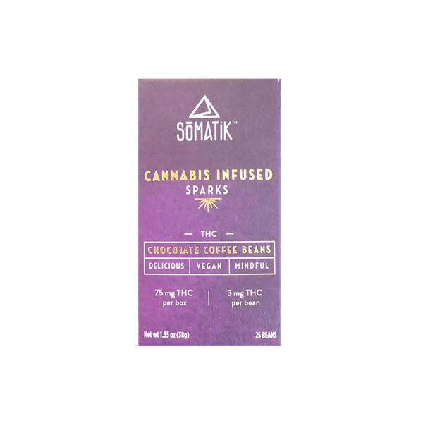Somatik Sparks - Chocolate Coffee Beans