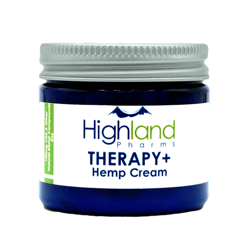 Therapy+ Hemp Cream