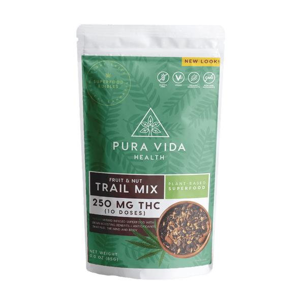 Pura Vida Fruit & Nut Trail Mix