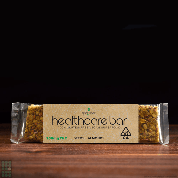 GDW Vegan HealTHCare Bars - GreenDoorWest.com