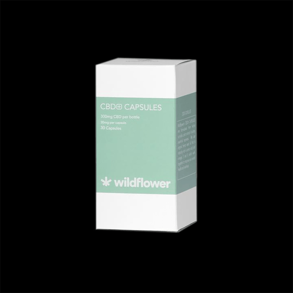 Wildflower - CBD+ CAPSULES