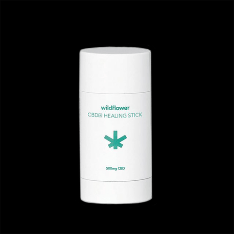 Wildflower - CBD+ HEALING STICK
