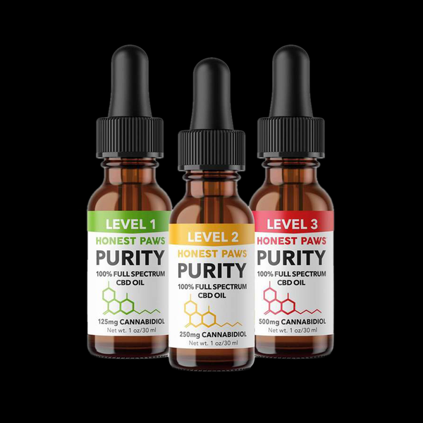 Purity Solutions - Dog CBD Oil