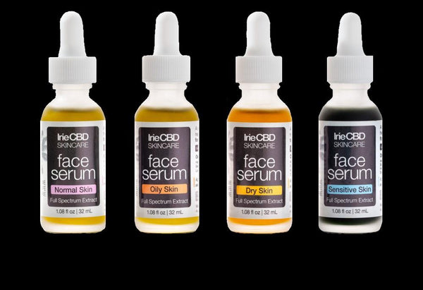 IrieCBD - CBD Face Serum