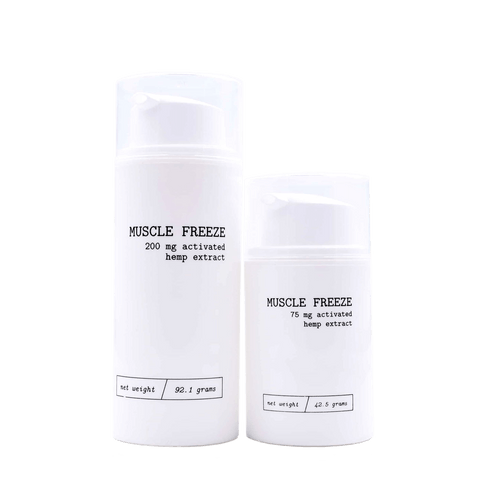 Mary's Nutritionals - Muscle Freeze - CBD Lotion - GreenDoorWest.com - 1