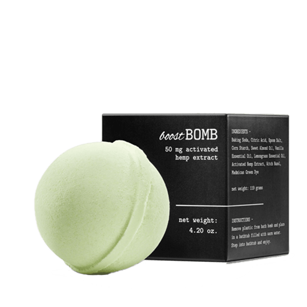 Mary's Nutritionals - CBD Boost Bath Bomb - GreenDoorWest - 1