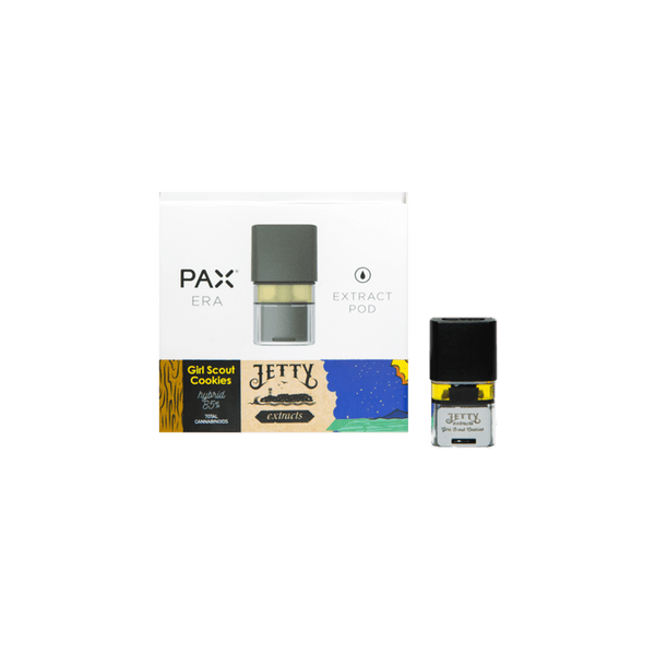 Jetty Extracts - PAX Era Pod