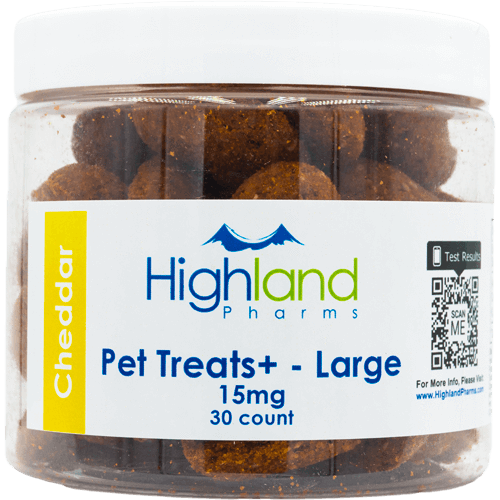 CBD Pet Treats+