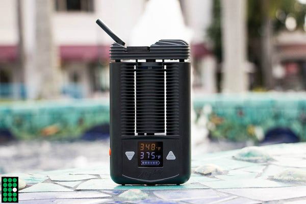 Storz & Bickel - Mighty Vaporizer - GreenDoorWest.com - 2