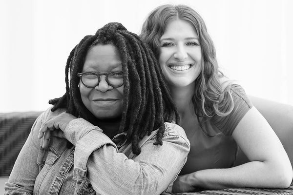 Whoopi and Maya - Whoopi and Maya - Rub - GreenDoorWest.com - 4