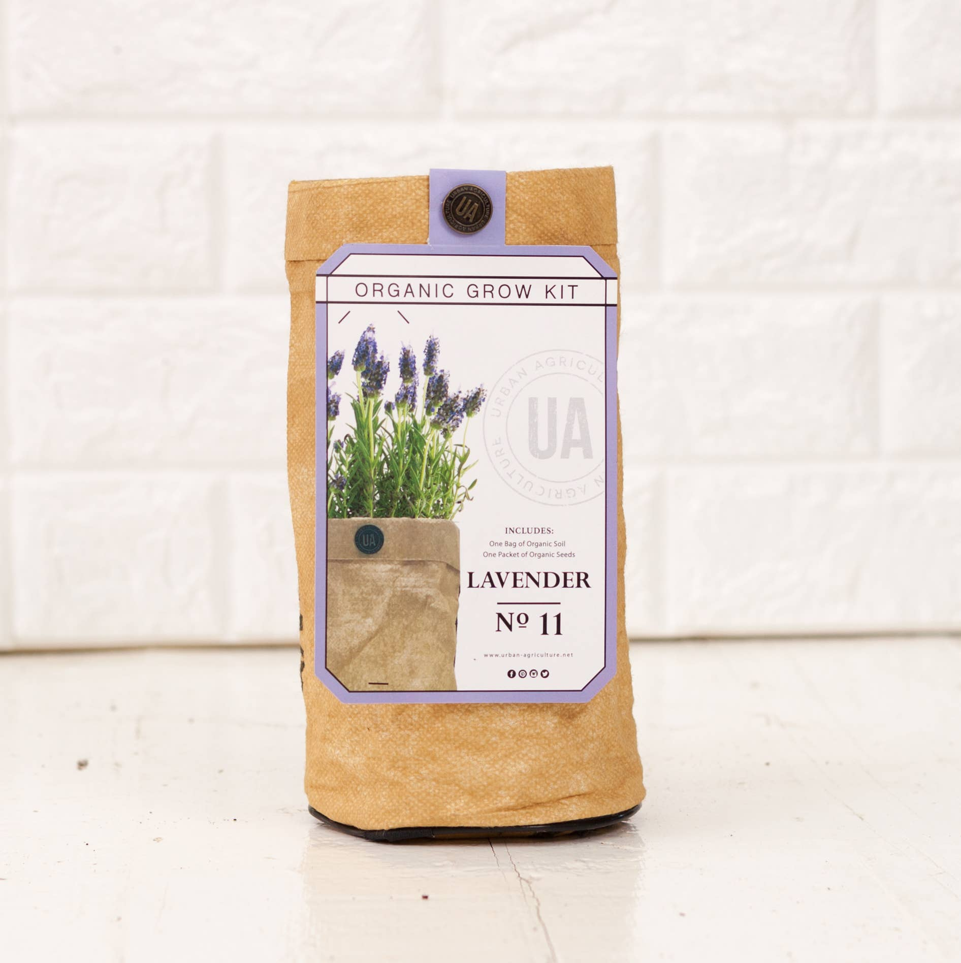 Lavender Grow Kit
