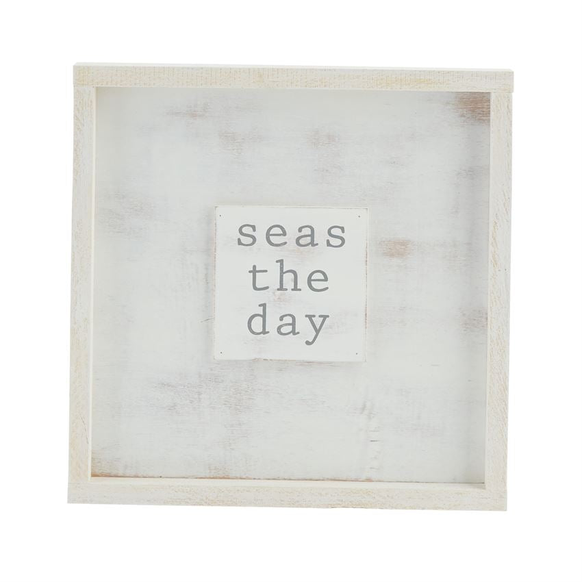 Plaque - Seas The Day