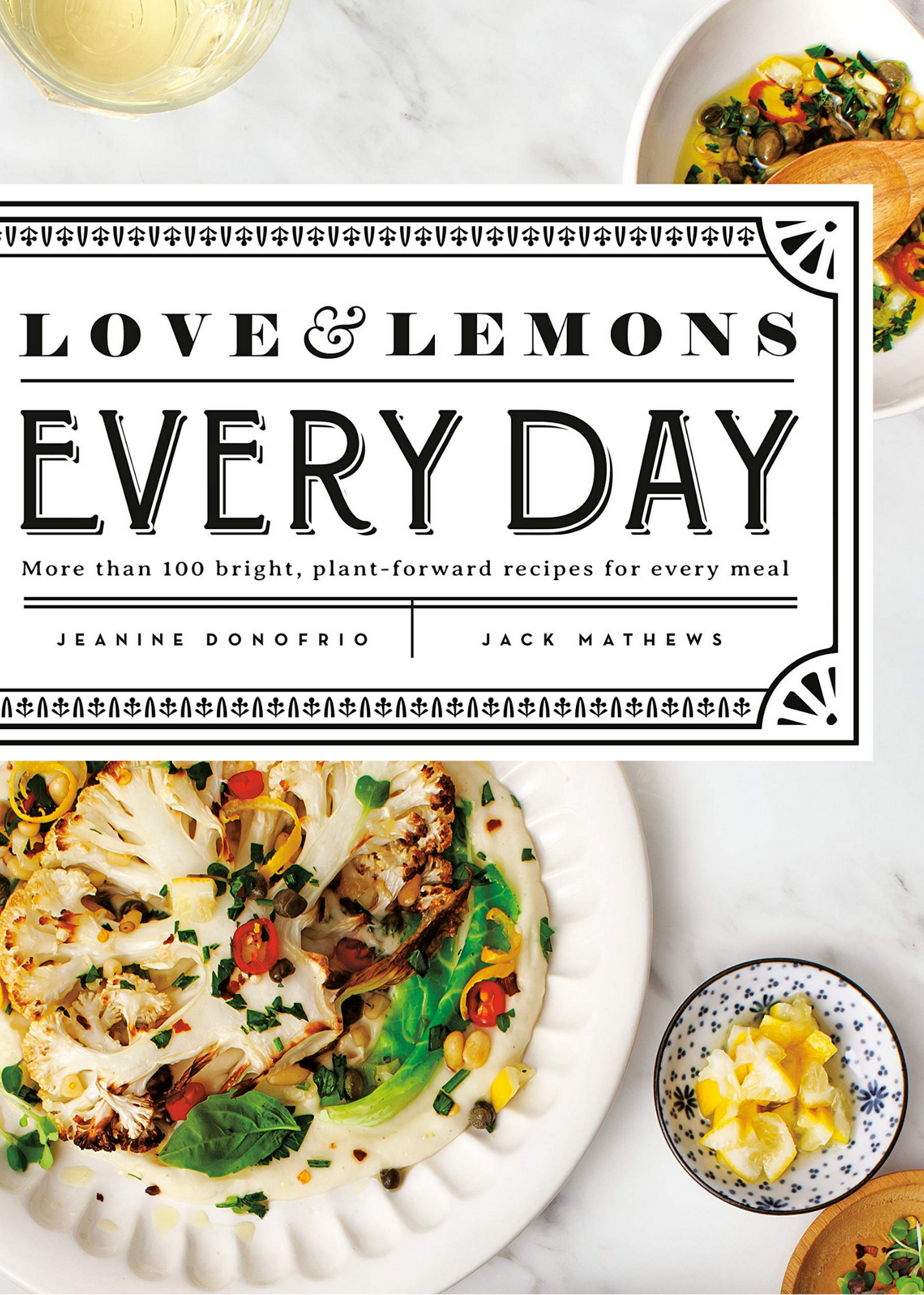 Book - Love and Lemons Everyday