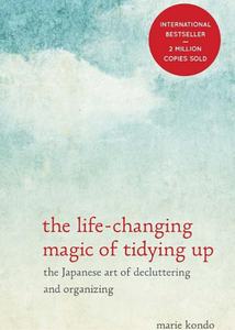 Book- The Life-Changing Magic of Tidying Up