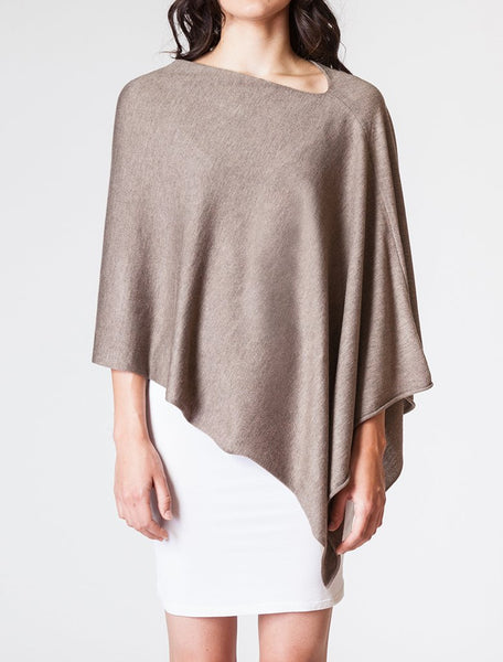 Poncho - Assorted Colors
