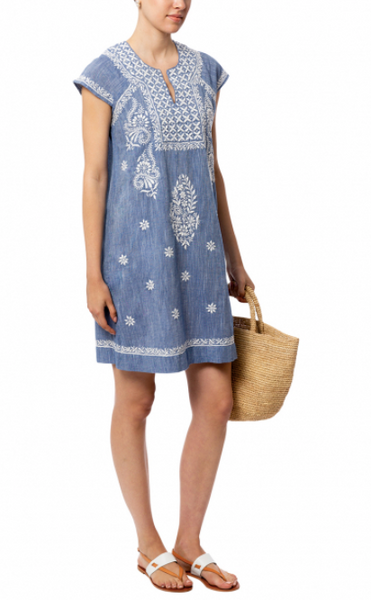 Faith Dress - Chambray