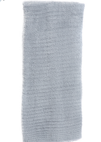 COZYCHIC RIBBED THROW - Ocean