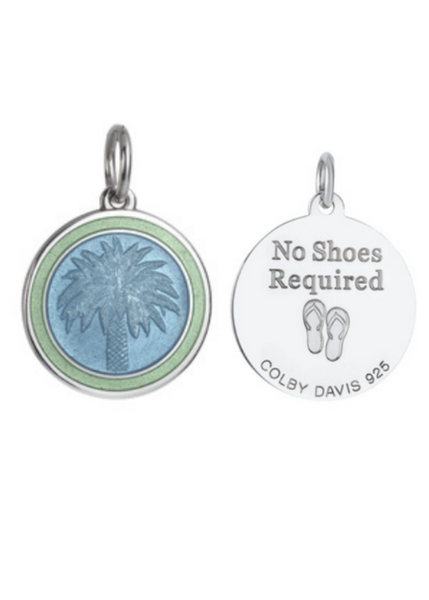 Colby Davis Pendant: Palm Tree