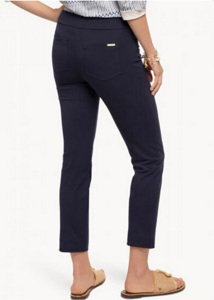MAREN PULL-ON PANT - Navy