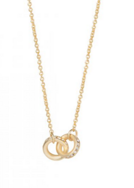 Sea La Vie Unbreakable Necklace- Gold