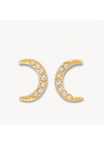 Load image into Gallery viewer, Sea La Vie Guiding Light Earrings - Gold