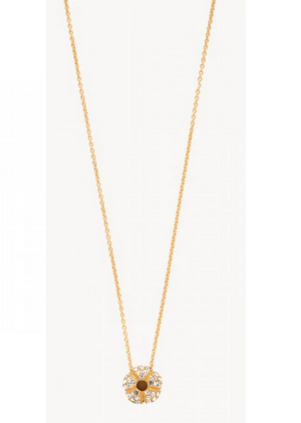 Sea La Vie Just Be Necklace- Gold
