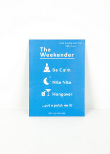 The Weekender Patch