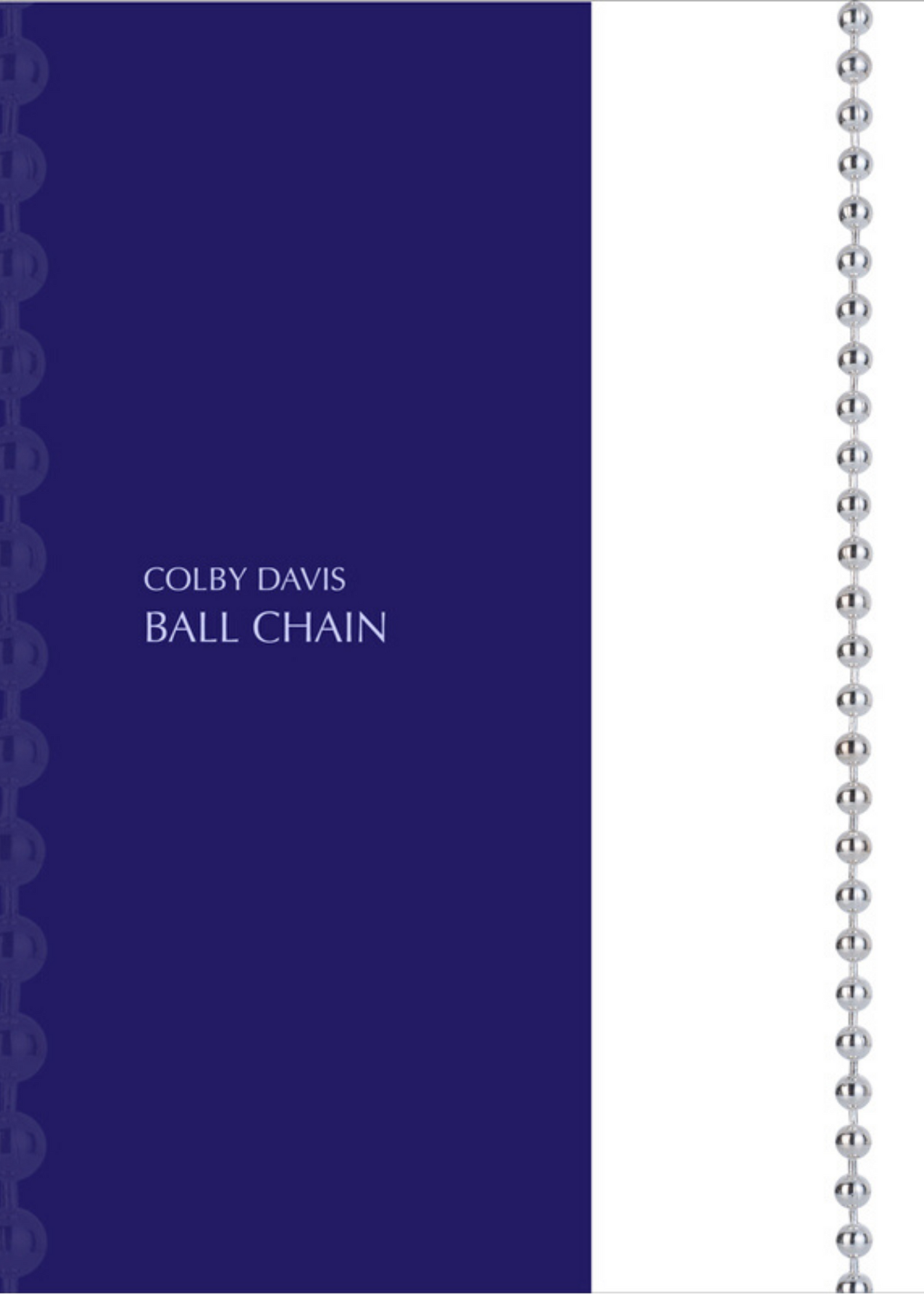 Colby Davis Chain: Large Ball