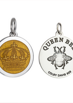 Load image into Gallery viewer, Colby Davis Pendant:  Queen Bee