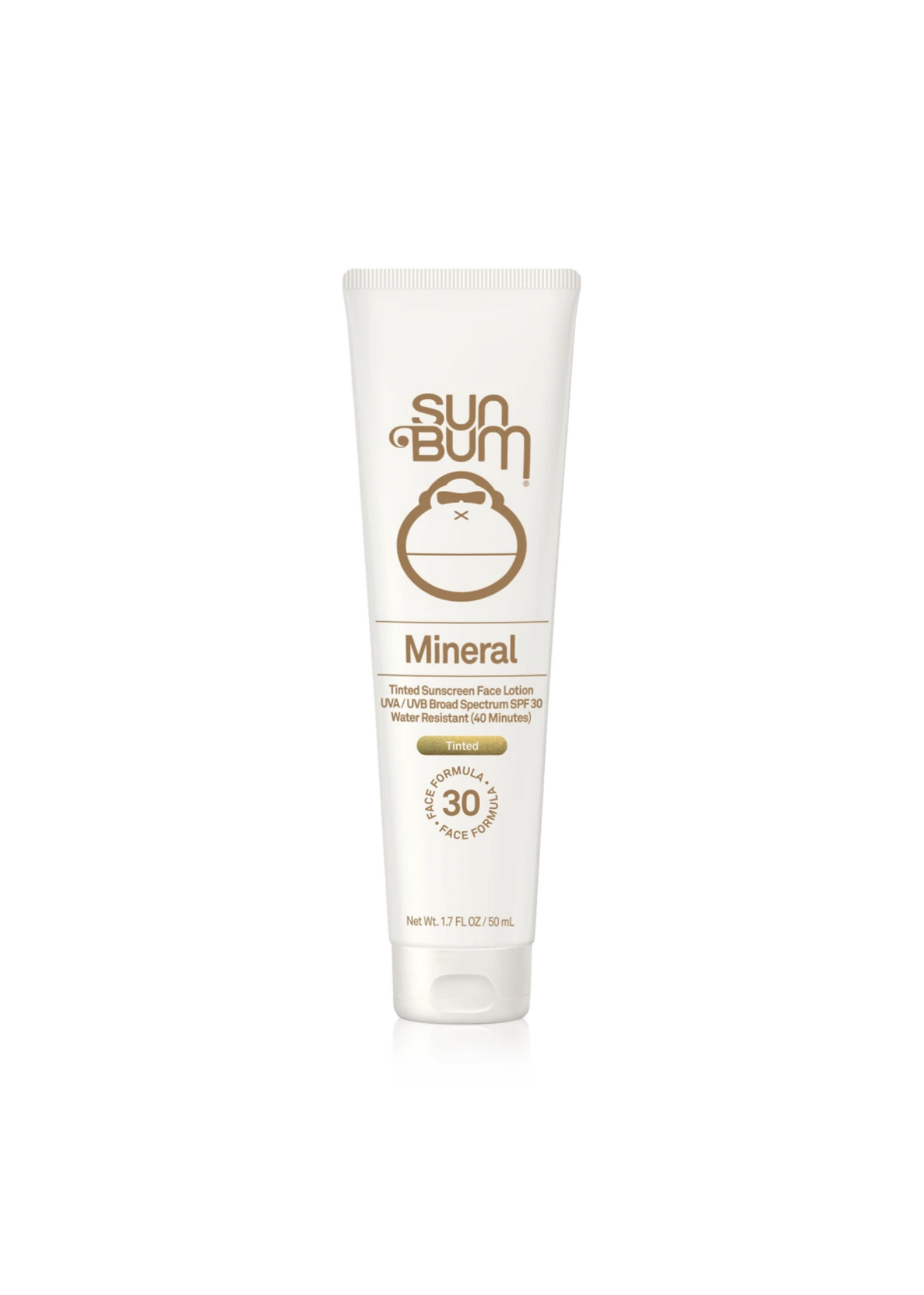 Mineral Tinted Sunscreen Face Lotion - SPF 30