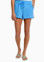 Load image into Gallery viewer, Performance Wave Coastal Shorts - Boat Blue