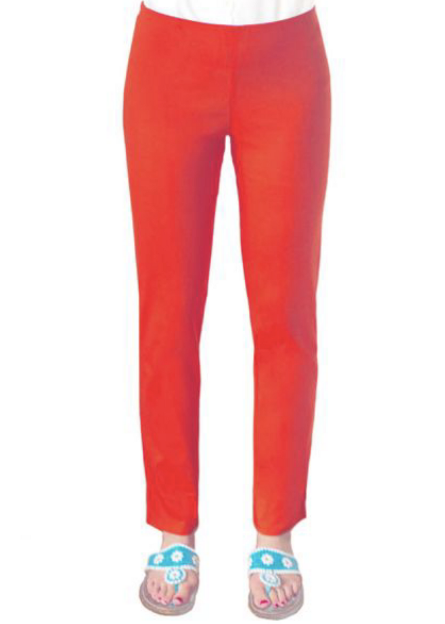 Best Stretch Gripeless Jeans - Nantucket Red