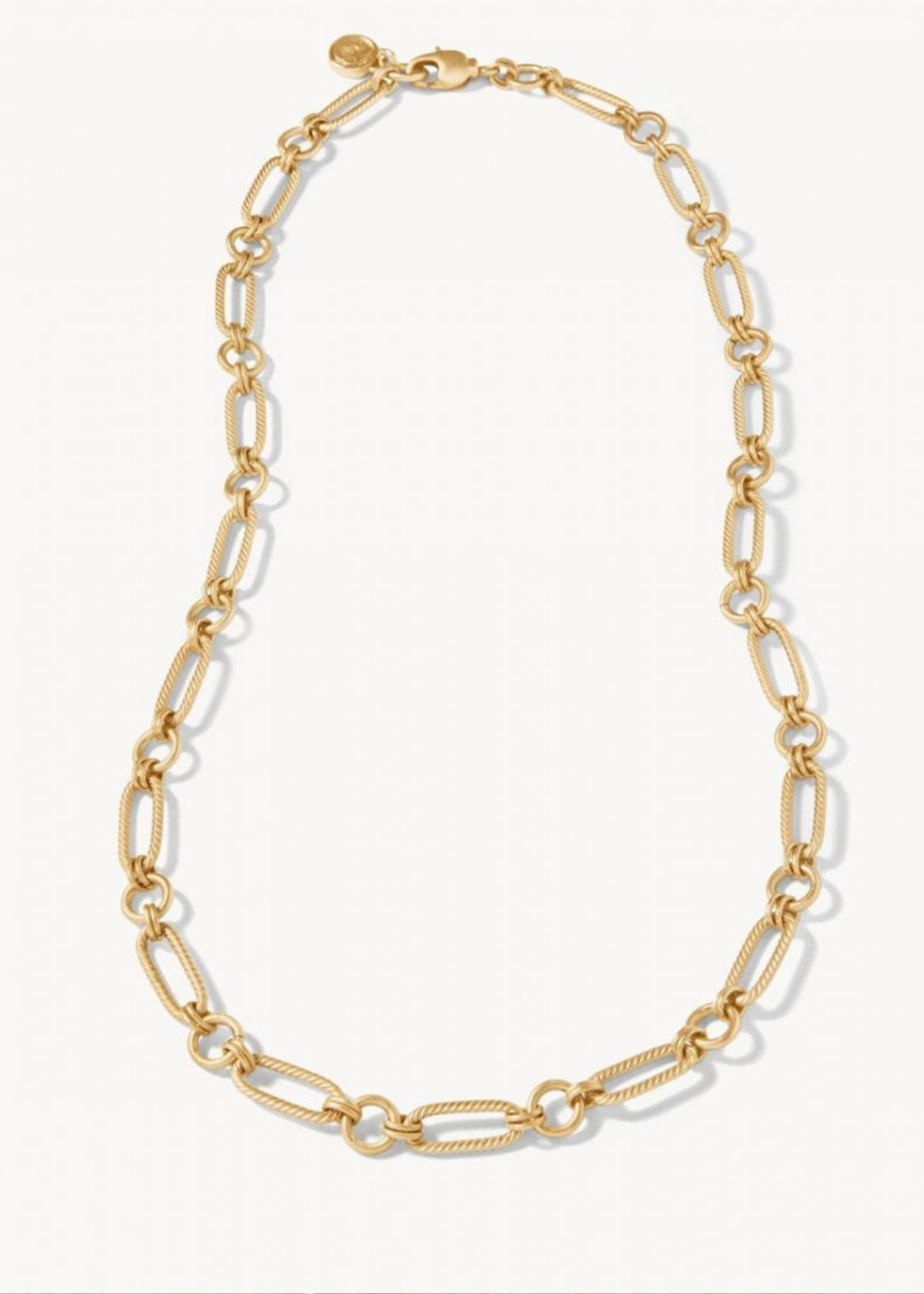 Ashley Chain Necklace - Gold