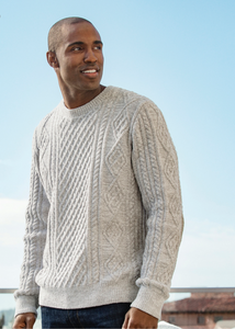 Aran Pullover - Assorted Colors