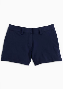 "4"" Inlet Short - Nautical Navy"