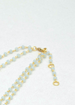 Load image into Gallery viewer, Aqua ChalcedonyNecklace