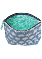 Load image into Gallery viewer, Palmetto Blue Relaxed Pouch - Large